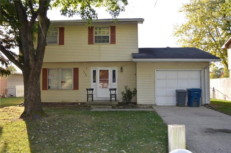 1326  Greenbrook Drive Indianapolis, IN 46229 | MLS 21676416