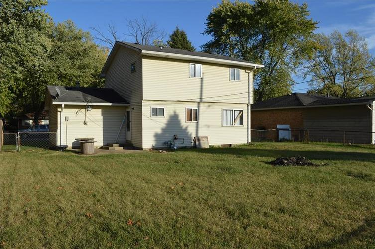 1326 Greenbrook Drive Indianapolis, IN 46229 | MLS 21676416 | photo 25