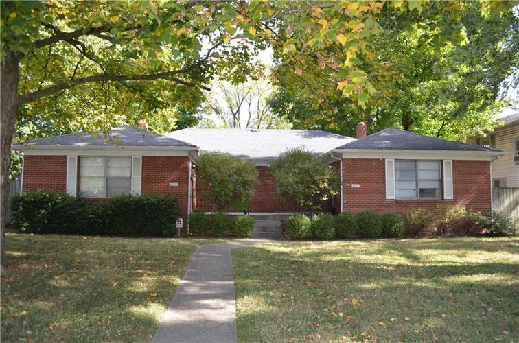 5153-5151 Central Avenue Indianapolis, IN 46205 | MLS 21676458 | photo 1