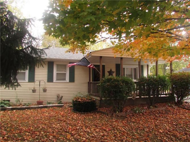 136 S 10TH Street Middletown, IN 47356 | MLS 21676474