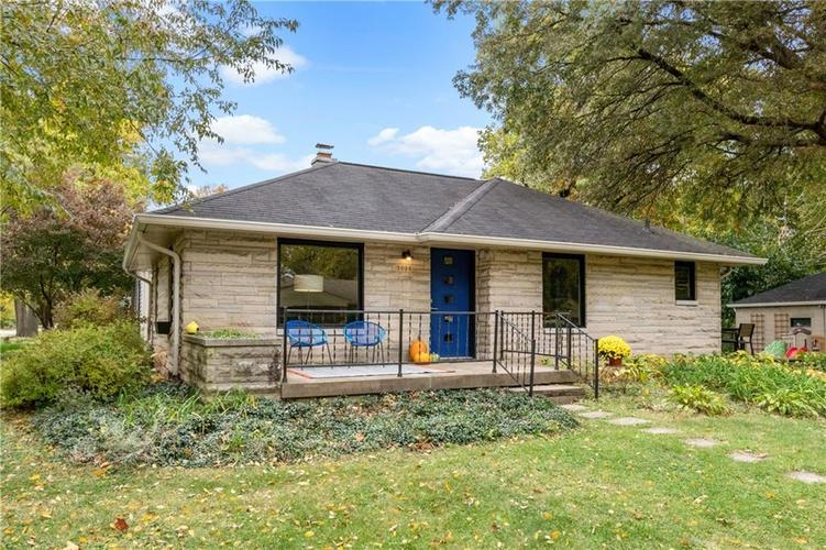 5698  HAVERFORD Avenue Indianapolis, IN 46220 | MLS 21676516