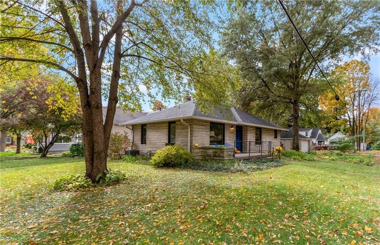 5698 HAVERFORD Avenue Indianapolis, IN 46220 | MLS 21676516 | photo 2