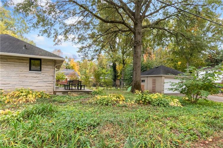 5698 HAVERFORD Avenue Indianapolis, IN 46220 | MLS 21676516 | photo 27