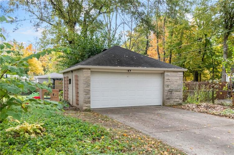 5698 HAVERFORD Avenue Indianapolis, IN 46220 | MLS 21676516 | photo 29