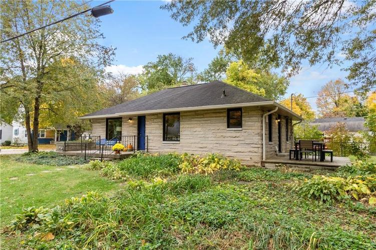 5698 HAVERFORD Avenue Indianapolis, IN 46220 | MLS 21676516 | photo 4