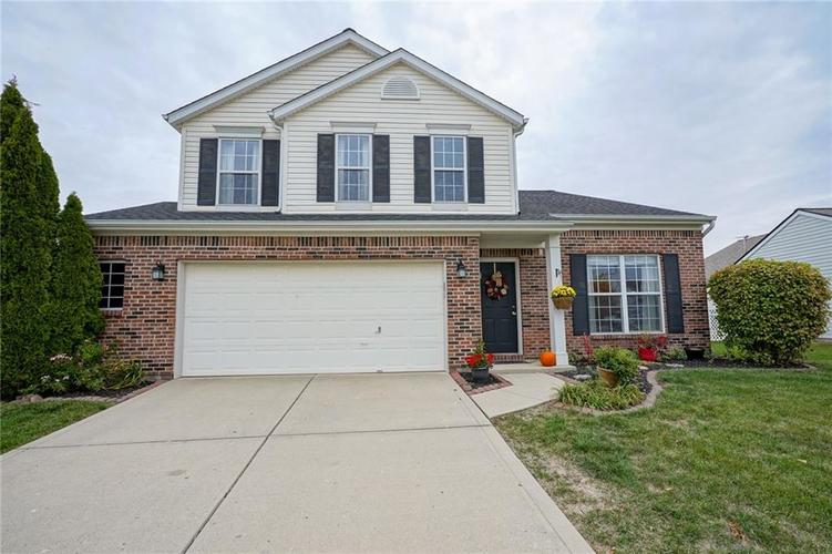 12312 CARRIAGE STONE Drive Fishers, IN 46037 | MLS 21676529 | photo 1