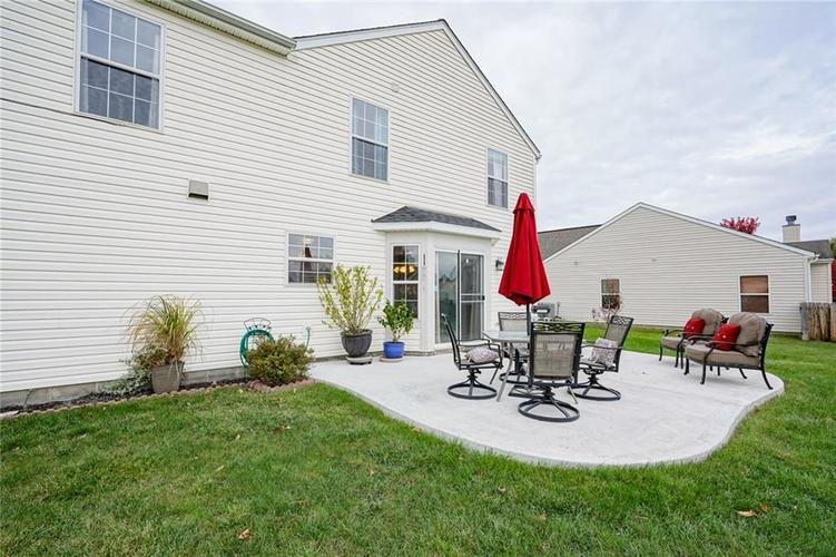 12312 CARRIAGE STONE Drive Fishers, IN 46037 | MLS 21676529 | photo 27