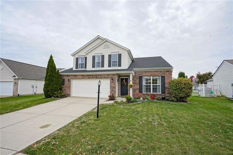 12312 CARRIAGE STONE Drive Fishers, IN 46037 | MLS 21676529 | photo 33