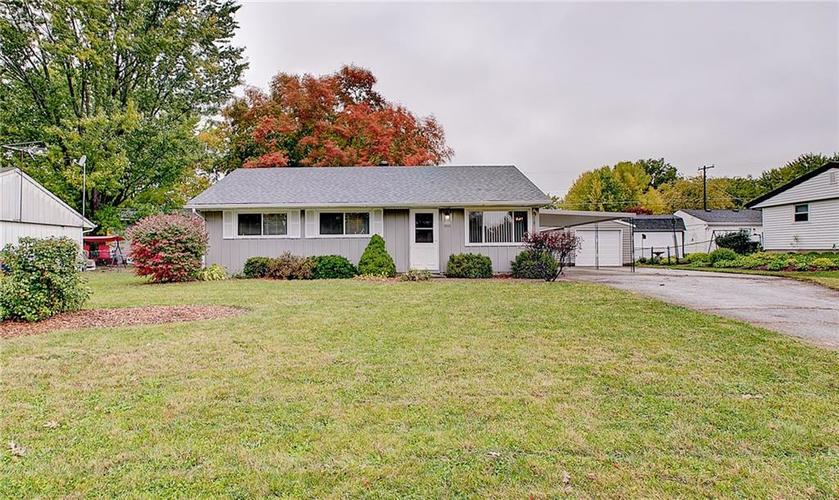 960 Rolling Hill Road Greenwood, IN 46142 | MLS 21676535 | photo 1