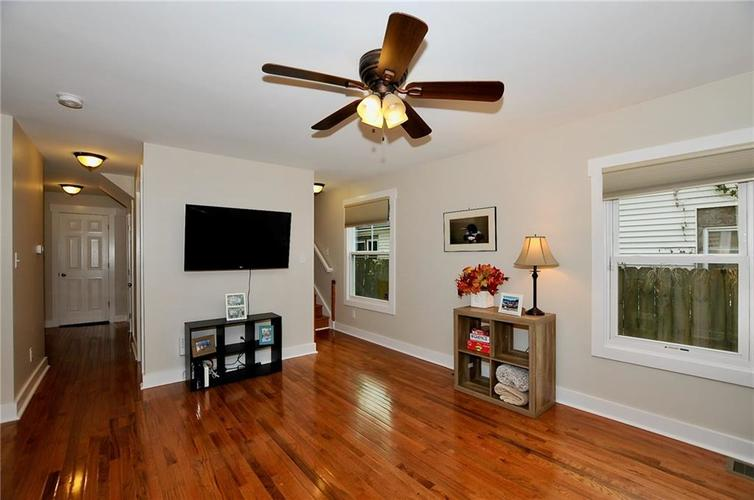 422 N Dearborn Street Indianapolis, IN 46201 | MLS 21676541 | photo 21