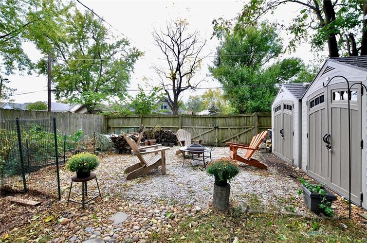 422 N Dearborn Street Indianapolis, IN 46201 | MLS 21676541 | photo 44