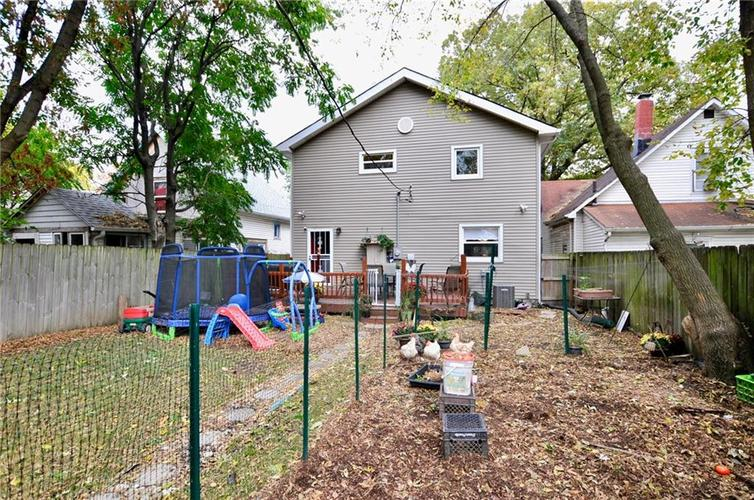 422 N Dearborn Street Indianapolis, IN 46201 | MLS 21676541 | photo 45