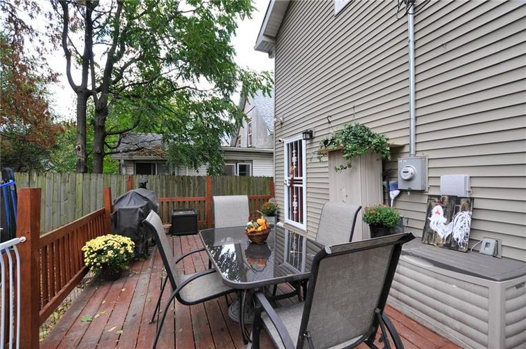 422 N Dearborn Street Indianapolis, IN 46201 | MLS 21676541 | photo 46