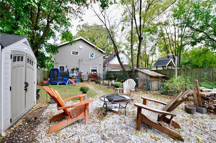 422 N Dearborn Street Indianapolis, IN 46201 | MLS 21676541 | photo 47