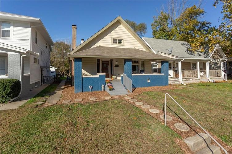 4014 Rookwood Avenue Indianapolis, IN 46208 | MLS 21676545 | photo 1