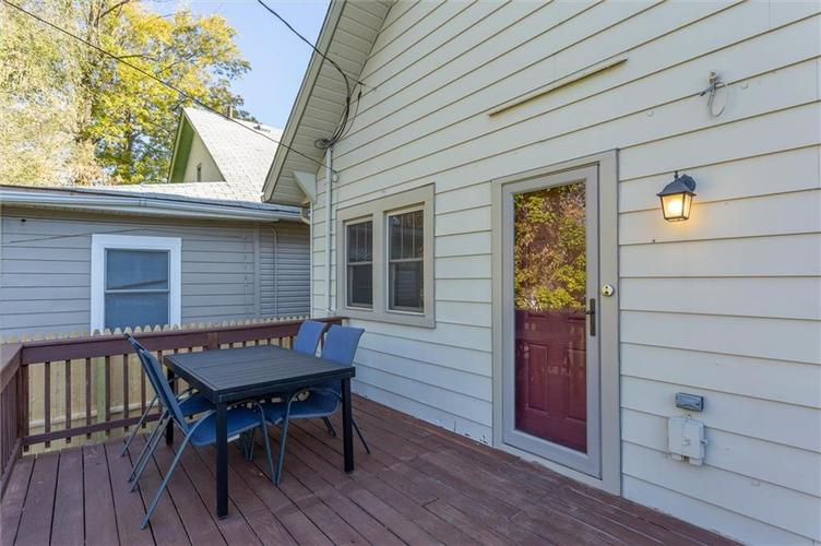 4014 Rookwood Avenue Indianapolis, IN 46208 | MLS 21676545 | photo 20