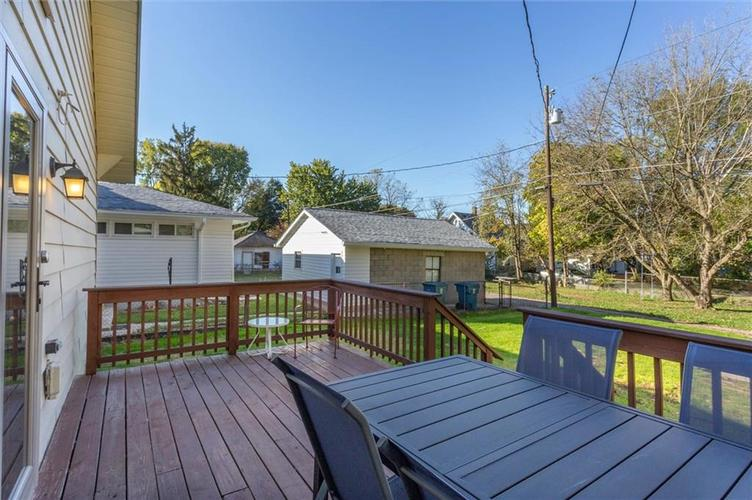4014 Rookwood Avenue Indianapolis, IN 46208 | MLS 21676545 | photo 21