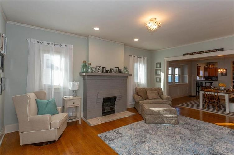 4014 Rookwood Avenue Indianapolis, IN 46208 | MLS 21676545 | photo 7