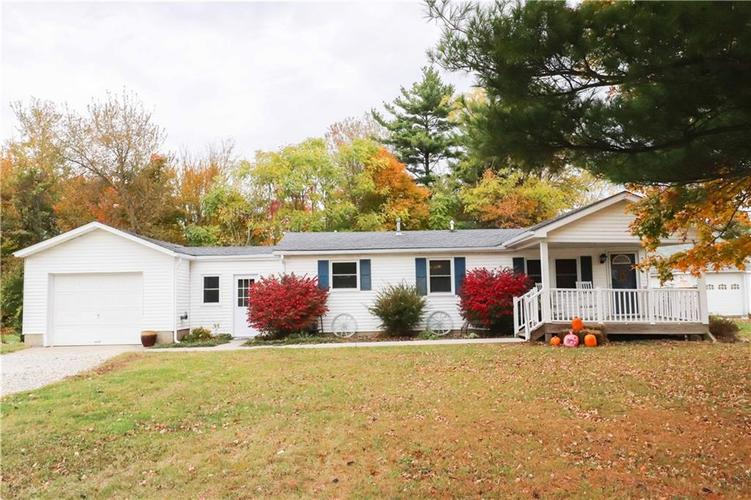 3154 E Co Rd 300 South  Greensburg, IN 47240 | MLS 21676586