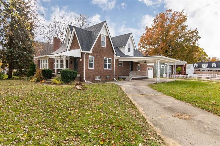 988 N CAMPBELL Avenue Indianapolis, IN 46219 | MLS 21676664 | photo 1