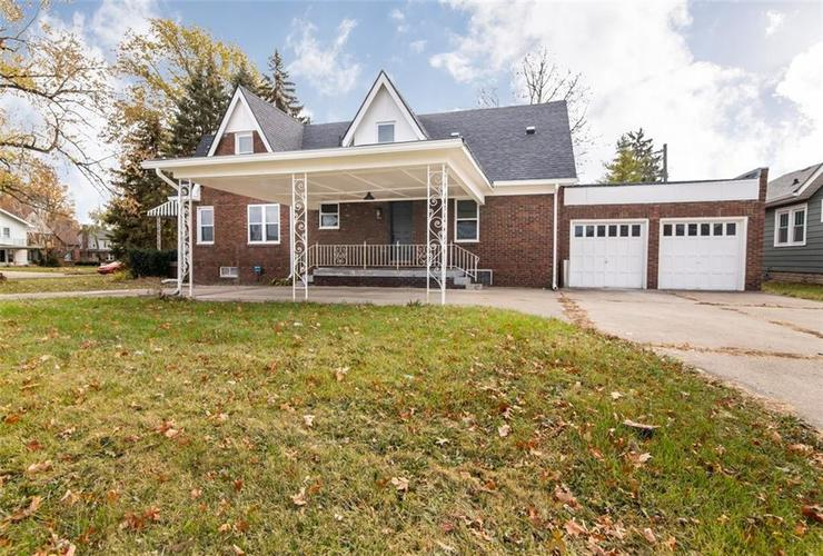 988 N CAMPBELL Avenue Indianapolis, IN 46219 | MLS 21676664 | photo 2