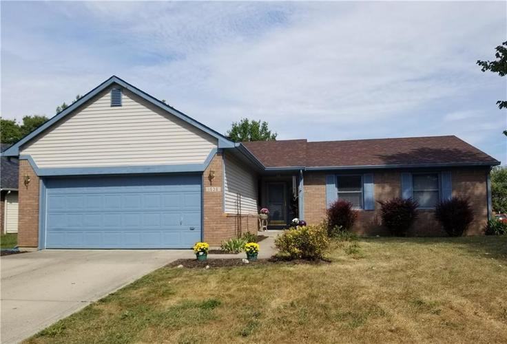 1635 Park Terrace Court Indianapolis, IN 46229   MLS 21676666   photo 1