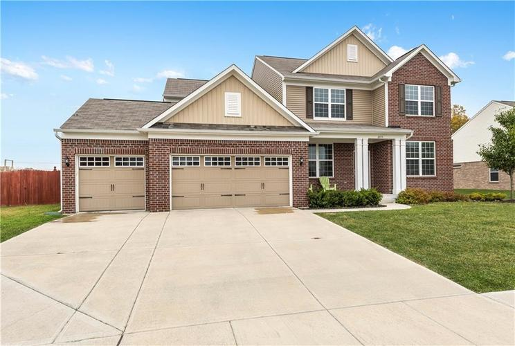 6455  Tradition Drive Brownsburg, IN 46112 | MLS 21676667
