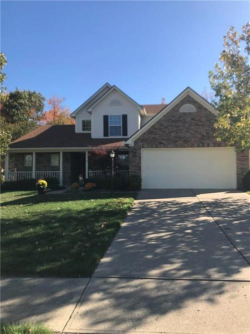 1933 CROSS WILLOW LANE Indianapolis, IN 46239 | MLS 21676673 | photo 1