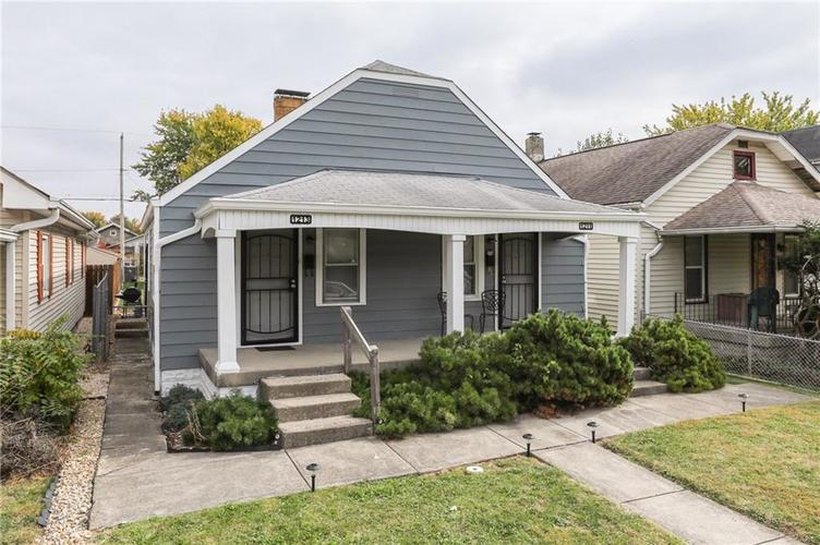 1213 N Grant Avenue Indianapolis, IN 46201 | MLS 21676675 | photo 1