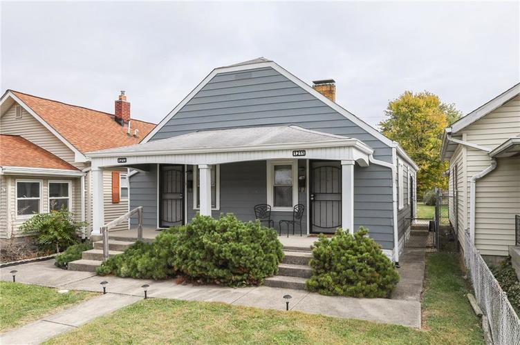 1213 N Grant Avenue Indianapolis, IN 46201 | MLS 21676675 | photo 3
