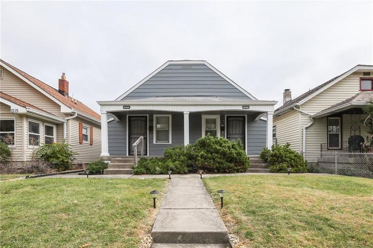 1213 N Grant Avenue Indianapolis, IN 46201 | MLS 21676675 | photo 4