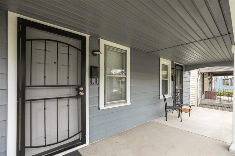 1213 N Grant Avenue Indianapolis, IN 46201 | MLS 21676675 | photo 5