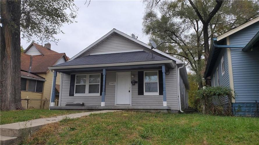2865 Adams Street Indianapolis, IN 46218 | MLS 21676688 | photo 1