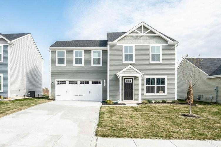 13835 N Cardonia Drive Camby, IN 46113 | MLS 21676712