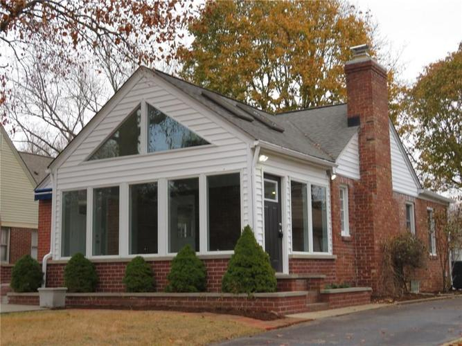 6477 Broadway Street Indianapolis, IN 46220 | MLS 21676714 | photo 1