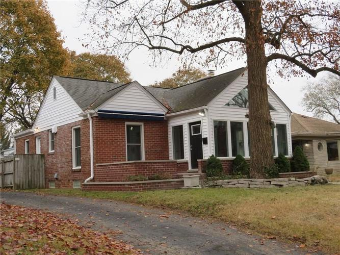 6477 Broadway Street Indianapolis, IN 46220 | MLS 21676714 | photo 4