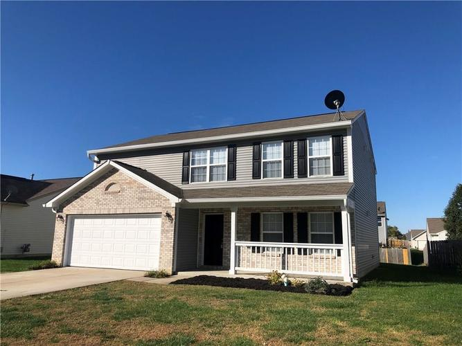 126 Hilltop Farms Boulevard New Whiteland, IN 46184 | MLS 21676783 | photo 1