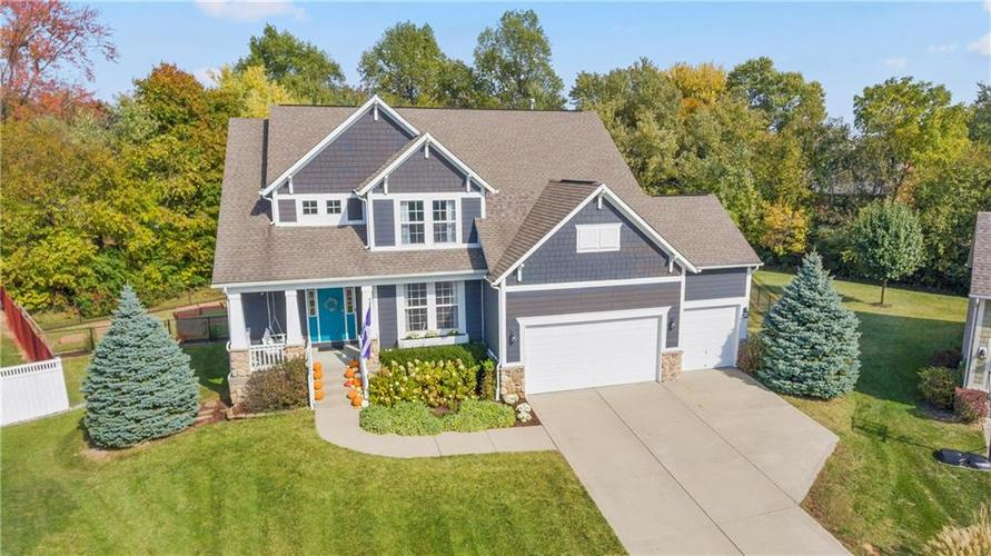 8650  OLD SPRINGFIELD Lane Indianapolis, IN 46239 | MLS 21677799