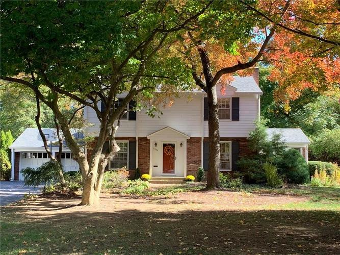 5939 Hillside Avenue East Drive Indianapolis, IN 46220 | MLS 21677829 | photo 1