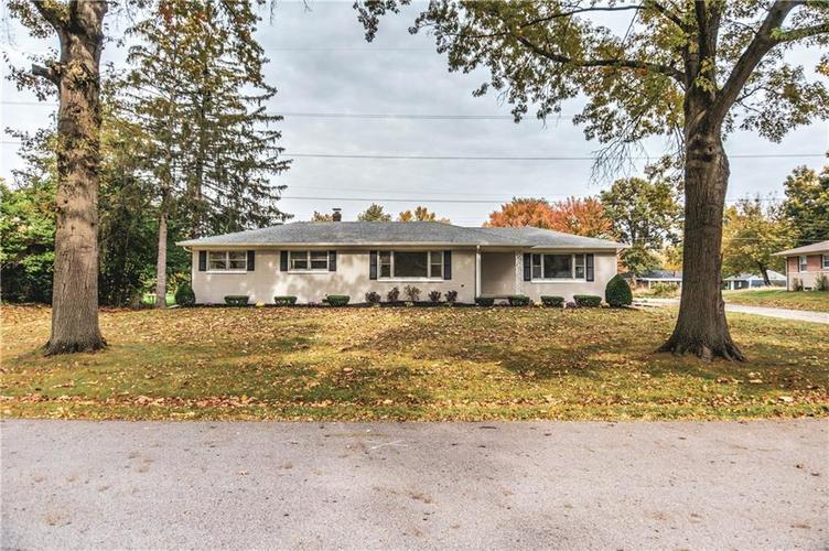 3550  Payne Drive Indianapolis, IN 46227 | MLS 21677861