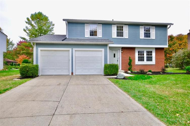 1625 Brentwood Drive S Plainfield, IN 46168 | MLS 21678000 | photo 1
