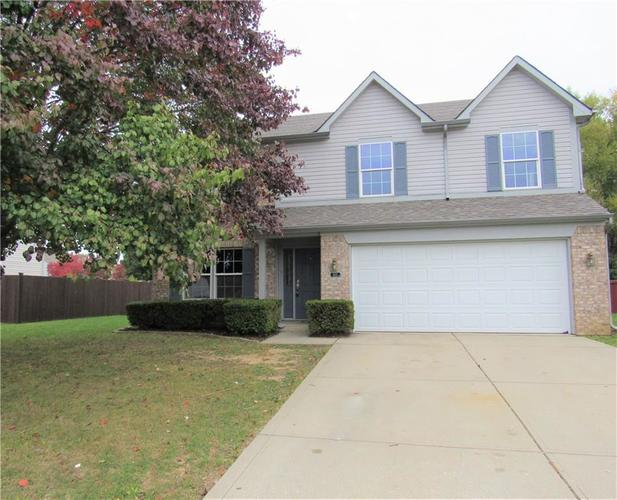 143 FOUNTAIN Drive Mooresville, IN 46158 | MLS 21678013 | photo 1