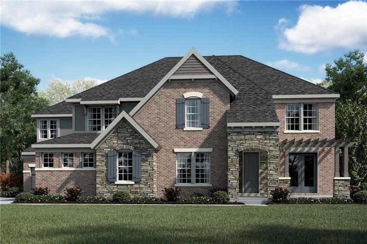 4680  Kettering Place Zionsville, IN 46077   MLS 21678050