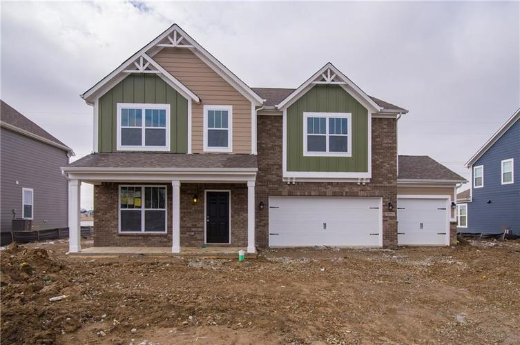 10084 Gallop Lane Fishers, IN 46040   MLS 21678051   photo 1