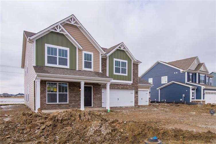 10084 Gallop Lane Fishers, IN 46040   MLS 21678051   photo 2