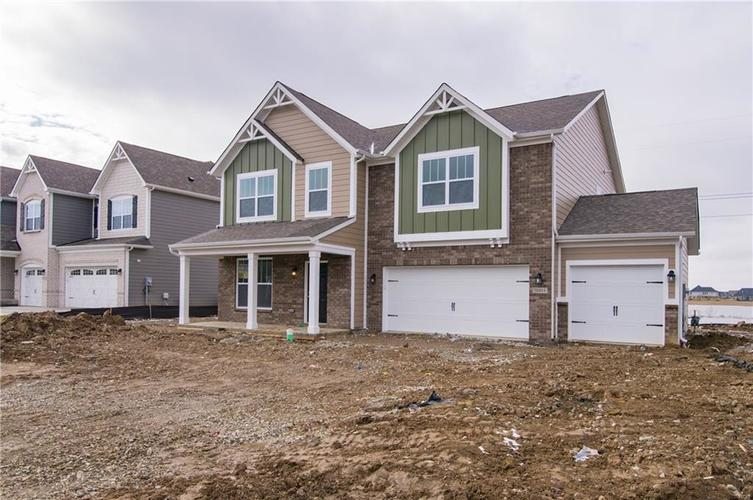 10084 Gallop Lane Fishers, IN 46040   MLS 21678051   photo 3