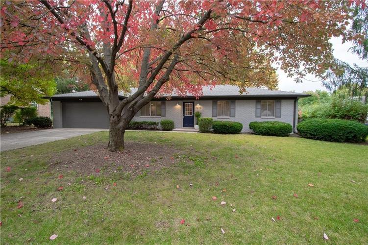 7973 Dartmouth Road Indianapolis, IN 46260 | MLS 21678074 | photo 1