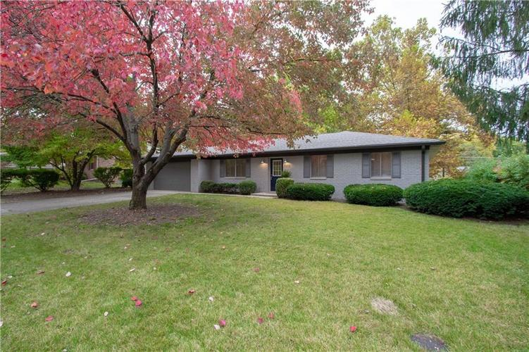 7973 Dartmouth Road Indianapolis, IN 46260 | MLS 21678074 | photo 4