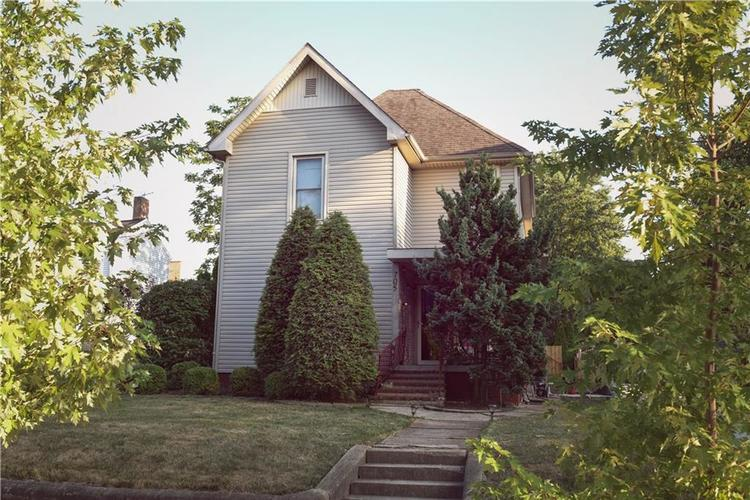 705 E Main Street Crawfordsville, IN 47933 | MLS 21678126