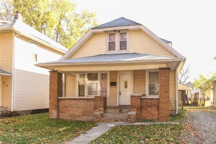 811 N Parker Avenue Indianapolis, IN 46201 | MLS 21678160 | photo 1